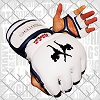 FIGHTERS - MMA Handschuhe / Elite / Weiss / Medium