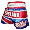 FIGHTERS - Muay Thai Shorts / England