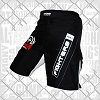 FIGHTERS - Fightshorts MMA Shorts / Combat / Schwarz / Medium