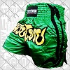 FIGHTERS - Muay Thai Shorts / Grün / Large