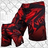 Venum - Fightshorts MMA Shorts / Shadow Hunter / Schwarz-Rot