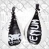 Venum - Speed Ball / Speed Bag / Skintex / Schwarz-Weiss