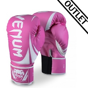 Venum - Boxing Gloves / Challenger 2.0 / Pink / 8 oz