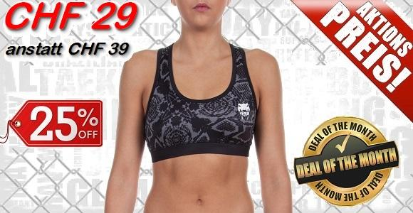 Venum - Damen Top / Fusion / Black